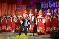 """Районный фестиваль славянской культуры """"Живой родник"""""""