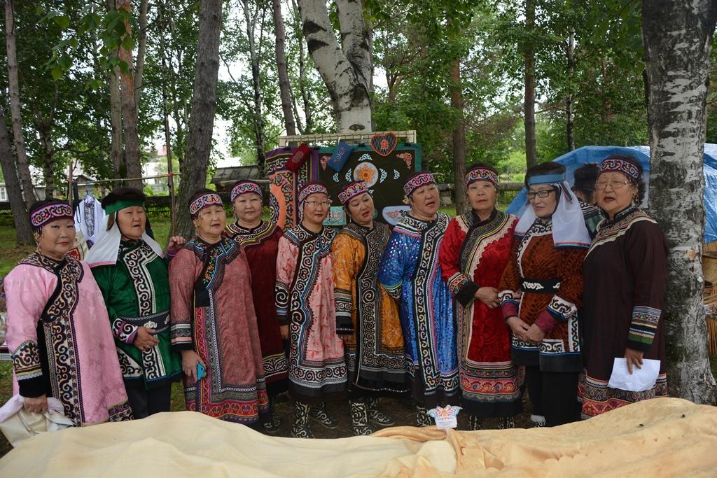 """Фестиваль """"Соцветие культур"""""""