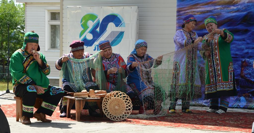 Национальный праздник осенней кеты «Боло давани аня!»