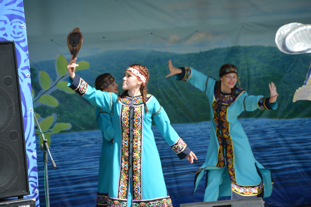"""Отчетный концерт ансамбля национального танца """"Силакта"""""""