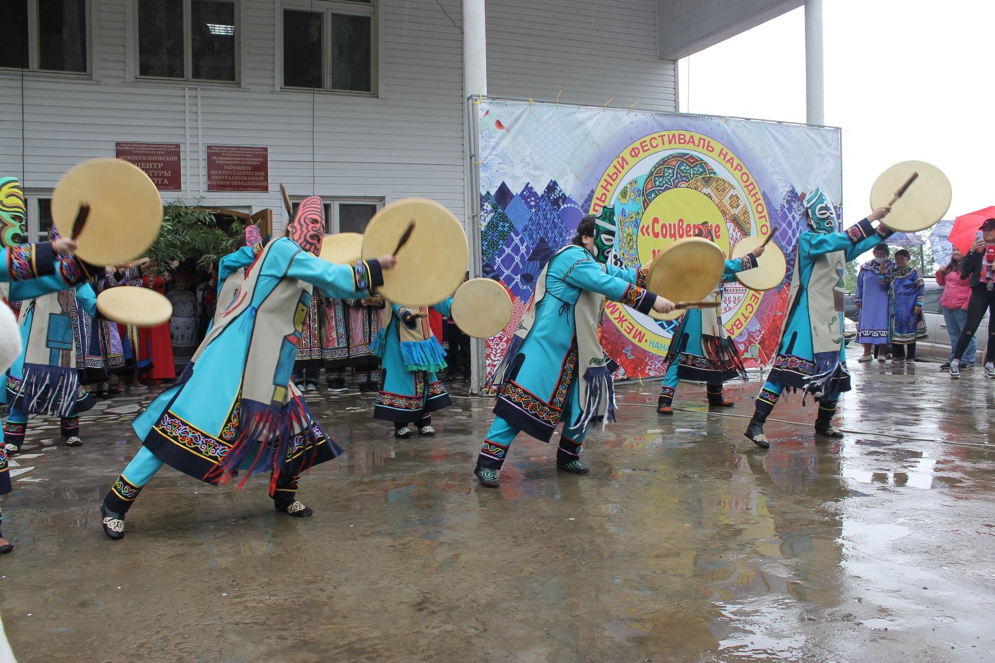Краевой национальный фестиваль полынного супа и межмуниципальный фестиваль народного творчества «Соцветие культур»